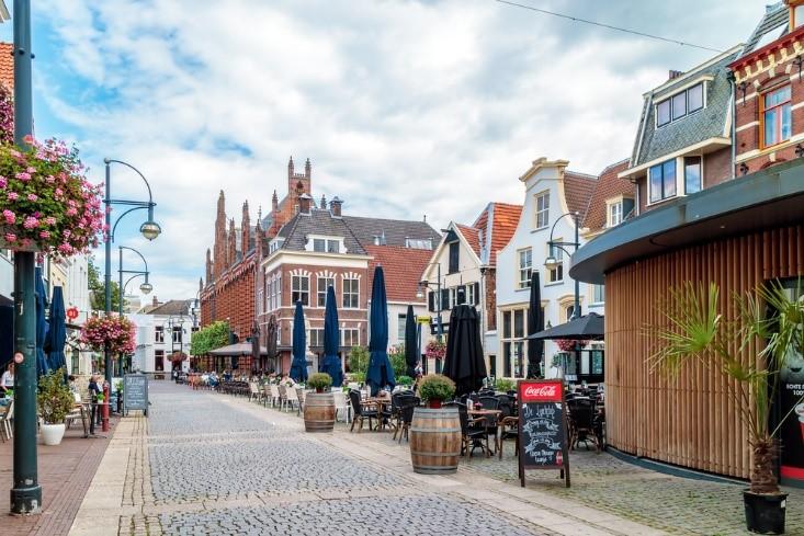 Khu học xá chính của HAN tọa lạc tại Arnhem Hà Lan