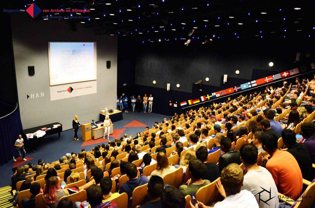 Đại học KHUD HAN thuộc top 5 Hà Lan về chất lượng giảng dạy