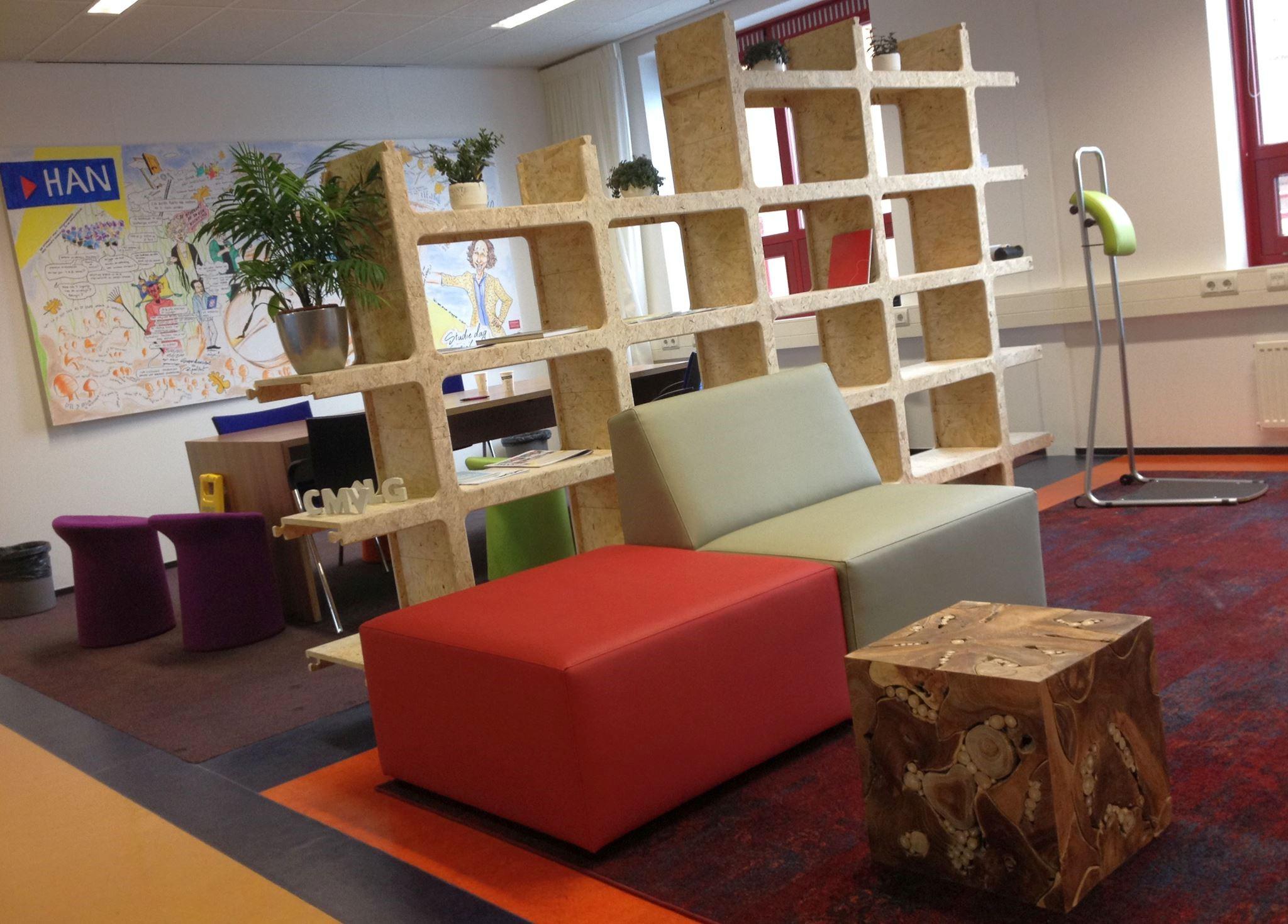 Ngành Kinh doanh Quốc tế của HAN được giảng dạy tại Khu học xá Arnhem