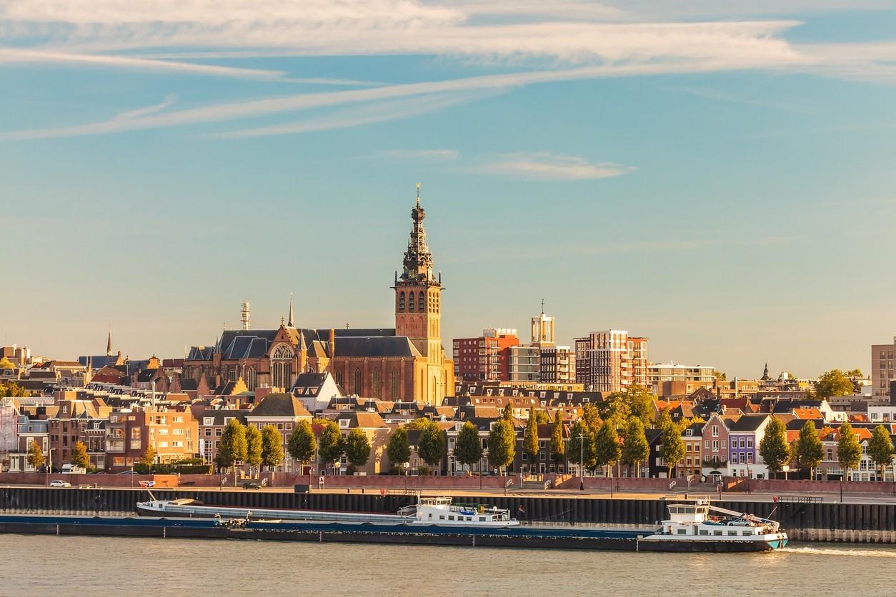 Vẻ đẹp của thành phố Nijmegen